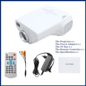 MINI LED PROJECTOR and Now get the best and all types of IT Solutions in All over India from us