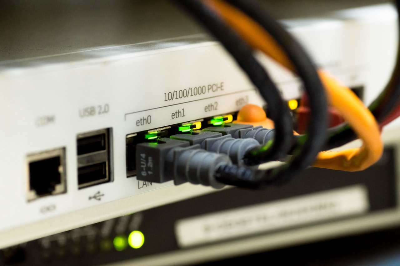 Structural Data (LAN) Cabling Services